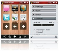 Opera Mobile 9.7 build 35166 Turbo rus