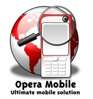 Opera Mobile 9.5b2745 RUS + Adobe Flash Lite 3.1