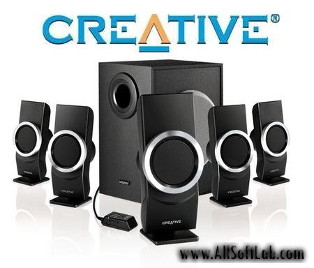 creative sound blaster 5.1 windows 7 драйвер скачать
