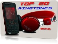 Top 20 Ringtones for cellphone [2010, Electro, Dance, Pop, MP3]