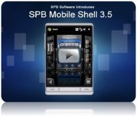 SPB Mobile Shell v.3.5.5 build 10087 (Multi/Русский)