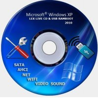 LEX LIVE CD & USB RAMBOOT FULL 2010 (3 ноября 2010)