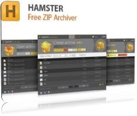 Hamster Free ZIP Archiver | 2011 | RUS | PC