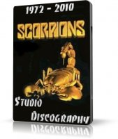 Scorpions - Studio Discography Plus | 1972-2010 | MP3 | 320 kbps