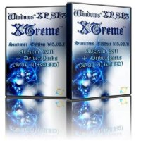 Windows® XP Sp3 XTreme™ Summer Edition v15.08.11