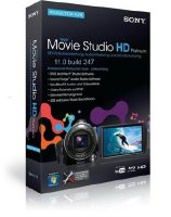 Sony Vegas Movie Studio HD Platinum Production Suite 11.0.247 ML/Rus