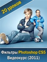 Фильтры Photoshop CS5. Видеокурс (2011/ RUS)