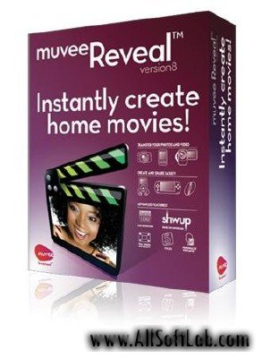 muvee Reveal X 9.0.1.20258 build 2558 / Rus
