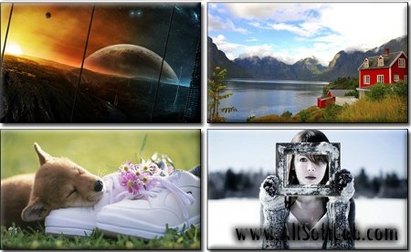 Compilation Wallpapers for PC - Обои для ПК - Super Pack 224