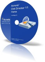 Acronis Disk Director Home 11.0.2343 Update 2 + BootCD [Русский]