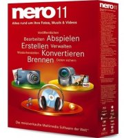 Nero Burning ROM 11.0.12500.24.100 PePack от Strelec Русский