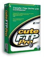 CuteFTP Pro 8.3.4.0007  Portable/Multi/Rus