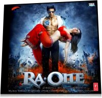 Ра первый / Ra one (by Anubhav Sinha) - [2011, MP3, 320 kbps]