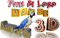 Aurora 3D Text & Logo Maker 12.01220359  Portable(ML|Rus/2012)
