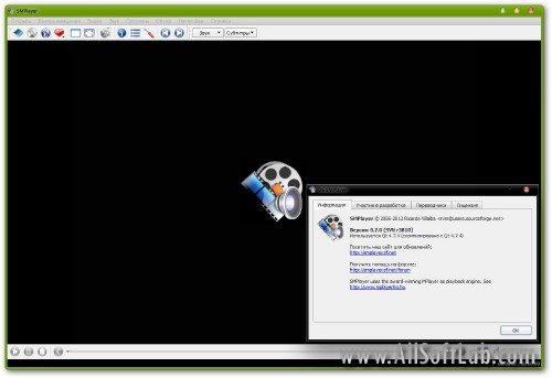 SMPlayer 0.7.0.3810 Stable (Ml/RUS) 2012