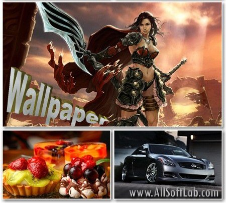 Amazing Wallpapers for desktop - Обои для ПК - Pack 481