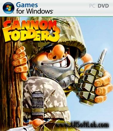 Cannon Fodder 3 (2012/RUS/Repack)