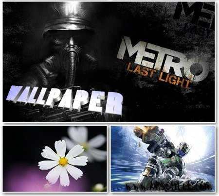 Excellent Wallpapers for PC - Обои для ПК - Mega Pack 491