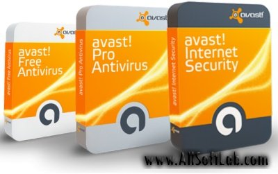 Avast! Free Antivirus / Avast! Internet Security / Avast! Pro Antivirus 7.0.1407 Final (2012) PC