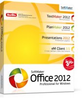 SoftMaker Office Professional (2012/rev/656) Multilanguage Retail
