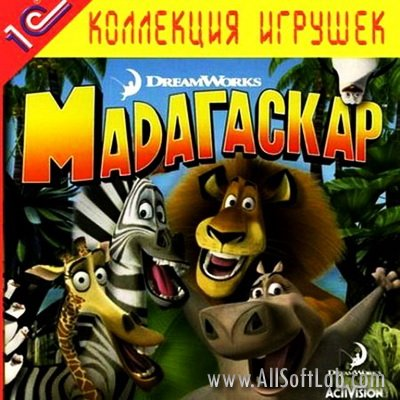 Мадагаскар 2 / Madagascar: Escape 2 Africa (2008/RUS/RePack)